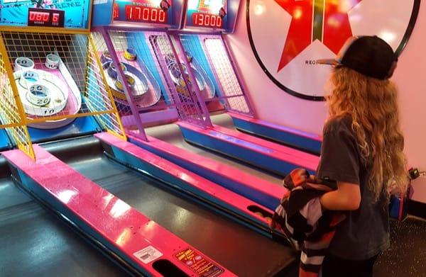 family-travel-san-diego-corvette-diner-games-room image