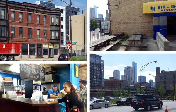 family-travel-chicago-river-north-restaurant-big-little-shop image