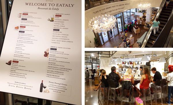 family-travel-chicago-river-north-restaurant-eataly-restaurants image