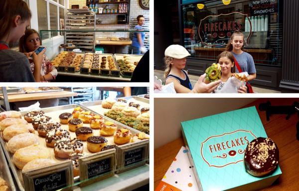 family-travel-chicago-river-north-restaurant-firecakes-donut image