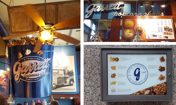 family-travel-chicago-river-north-restaurant-garrett-popcorn image