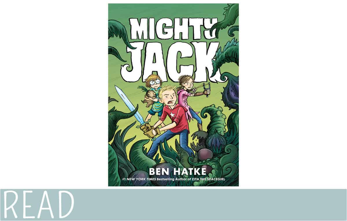 kids-book-review-mighty-jack book cover art