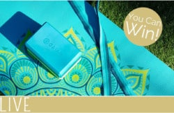 gaiam-starter-yoga-kit-contest-giveaway prize photo