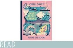 kids-book-review-smart-about-sharks book art