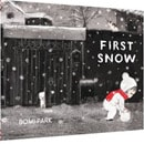 holiday christmas book countdown 2016 - First Snow