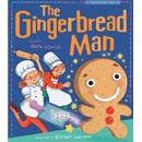 holiday christmas book countdown 2016 Gingerbread Man
