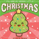 holiday christmas book countdown 2016 - You Are My Merry Little Christmas