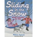 holiday christmas book countdown 2016 - Sliding in the Snow: Winter Activities for Kids