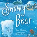 holiday christmas book countdown 2016 - Snowy Bear