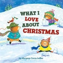 holiday christmas book countdown 2016 - What I Love About Christmas