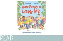 More People to Love me book cover artwork