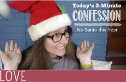 confession no santa header graphic