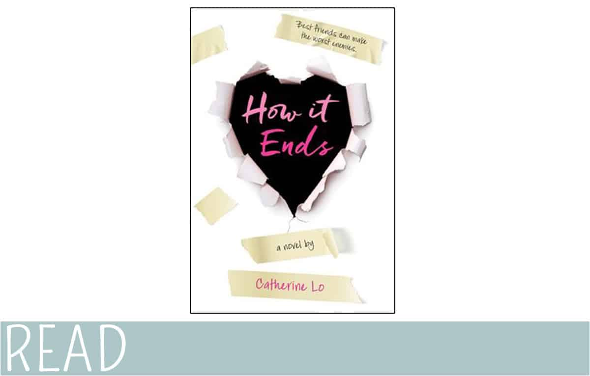 How it Ends by Catherine Lo book cover art
