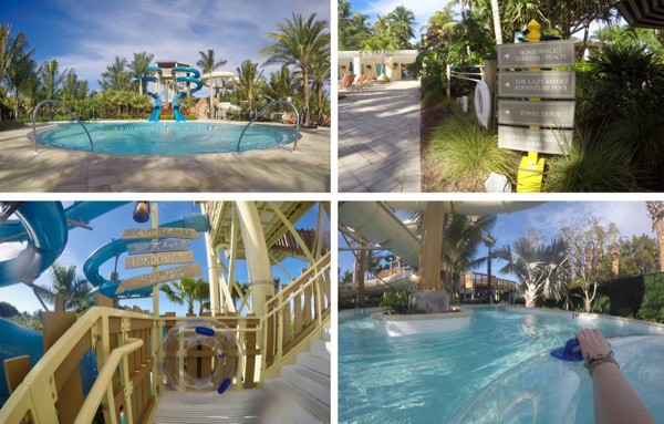 Family Travel Hyatt Coconut Point expanded resort waterpark image