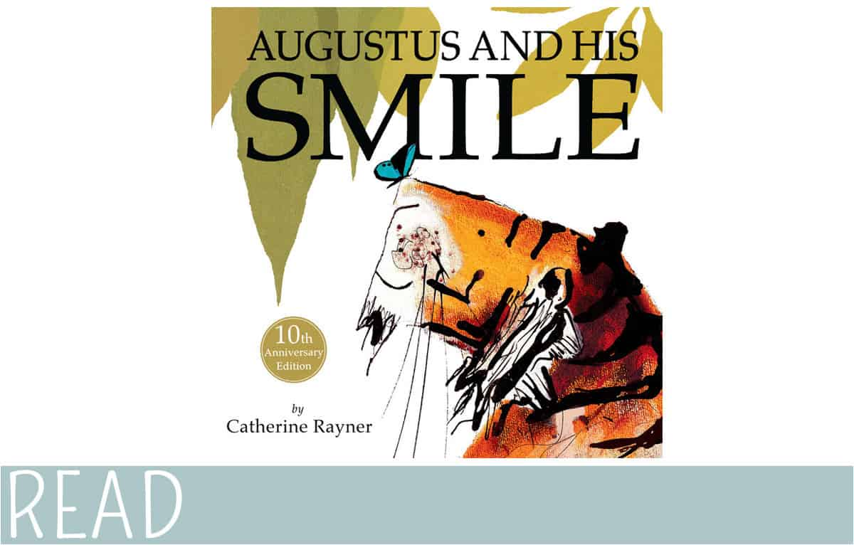 Augustus and His Smile cover art image
