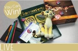 biomechanic giveaway bundle prize pack image