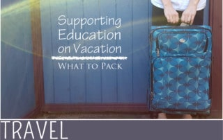 supporting education vacation image