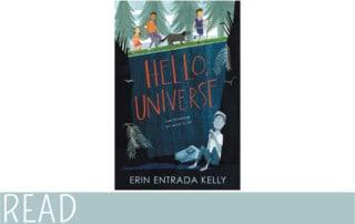 books for kids hello universe book cover art