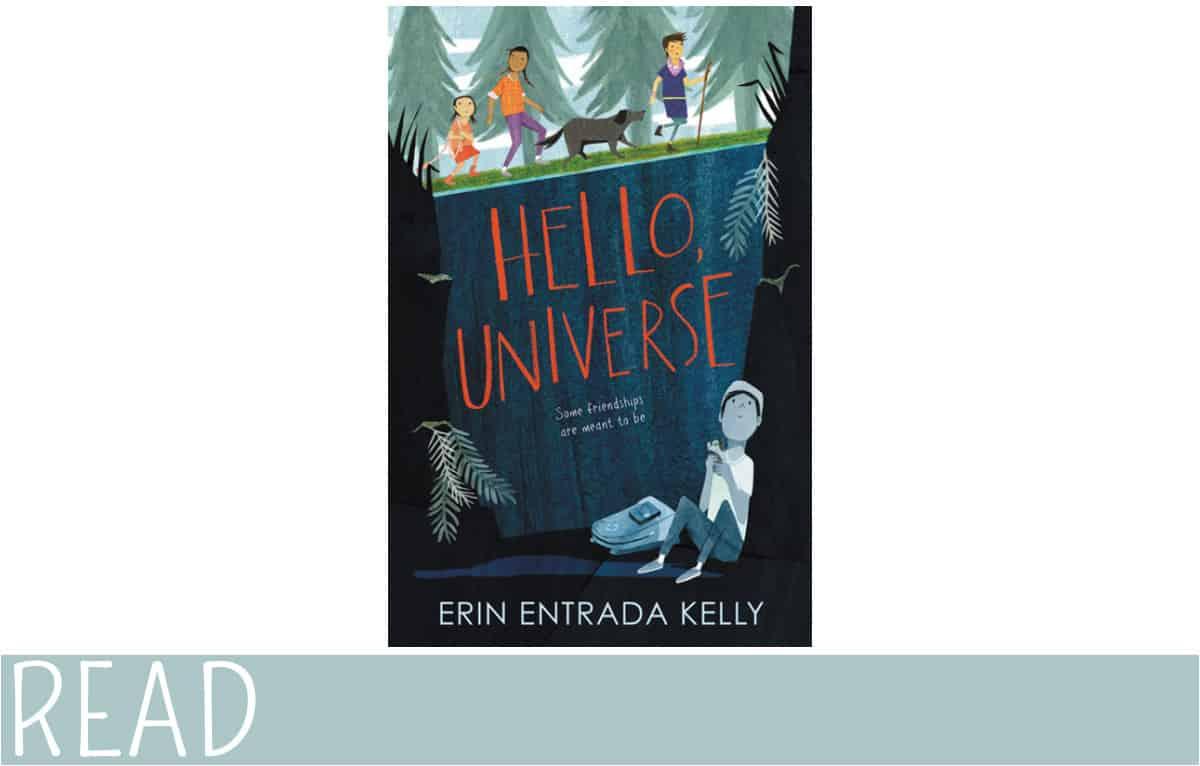 Everything Everything Mom >> Books for Kids: Hello, Universe | EverythingMom