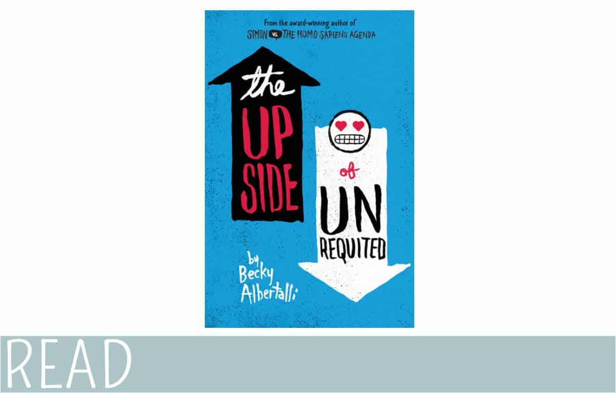 The Upside Unrequited book cover