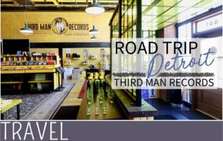 family travel inside third man records detroit store image