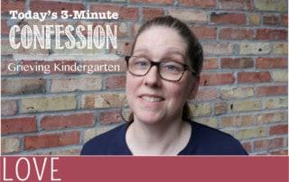 starting kindergarten sadness video clip image