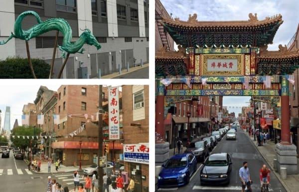 everythingmom family travel getting around Philadelphia big bus chinatown tour collage of images