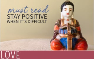 MUST READ stay positive in new year Buddha image