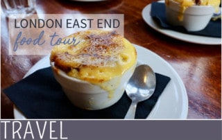family travel everythingmom london east end food tour review