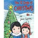 holiday christmas book countdown 2017 - The 12 Days of Christmas