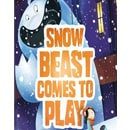holiday christmas book countdown 2017 - Snow Beast Comes to Play
