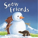 holiday christmas book countdown 2017 Snow Friends