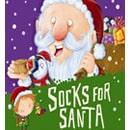 holiday christmas book countdown 2017 - Socks for Santa