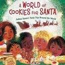 holiday christmas book countdown 2017 - A World of Cookies for Santa
