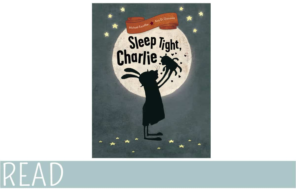 Book cover for Sleep tight Charlie