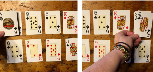 family game time how to play pirate gold solitaire cards pairs