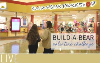 BUILD a bear sister valentine challenge everythingmom