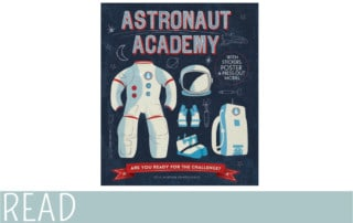 books for kids astronaut academy review book art