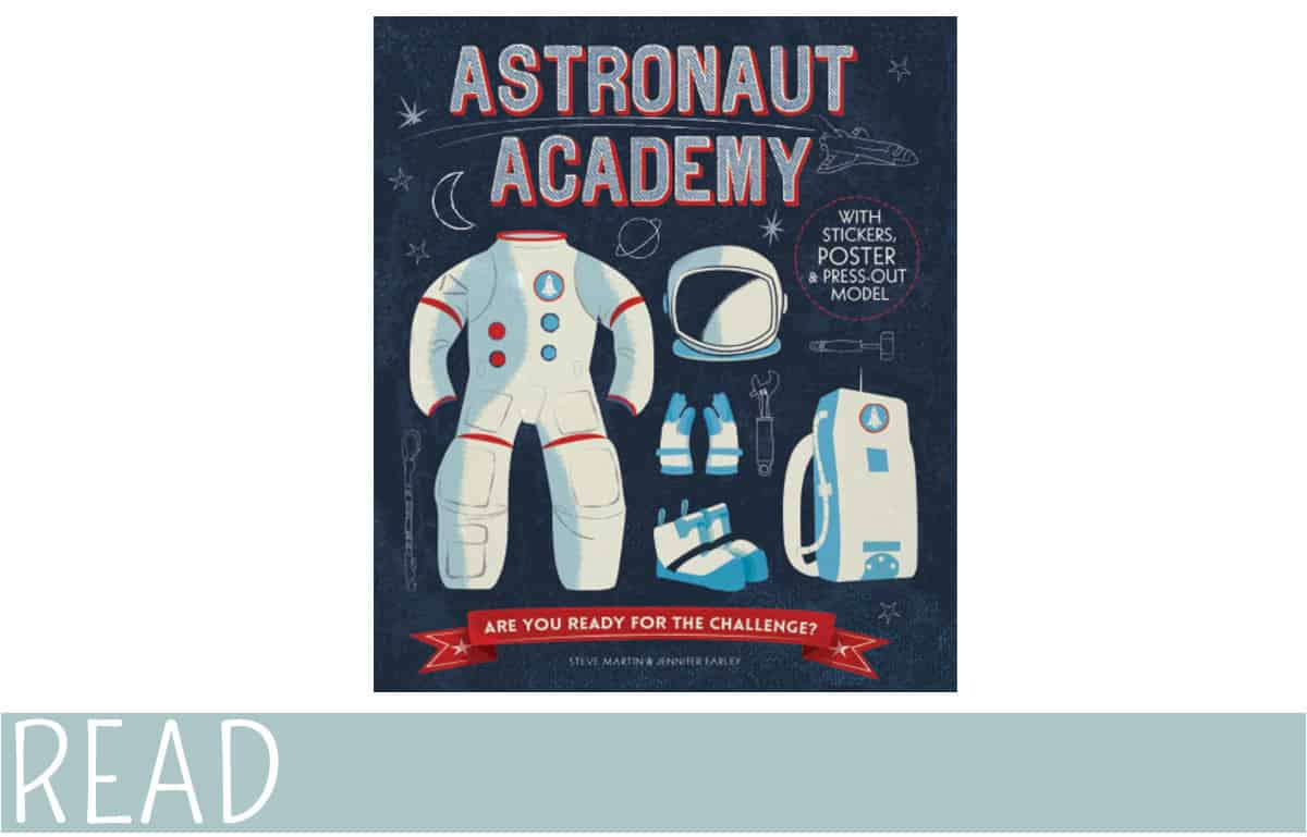 Cover of Astronaut academy