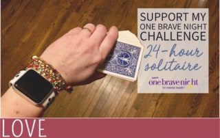 everythingmom one brave night solitaire challenge