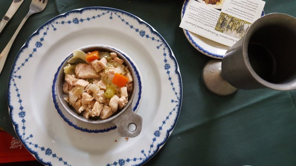family travel everythingmom historic philadelphia city tavern lobster pot pie