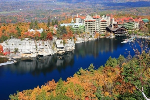 Mohonk Mountain House in New York