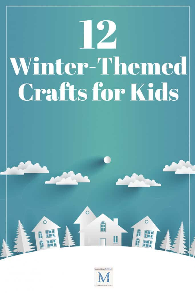 12 Winter-Themed Crafts for Kids