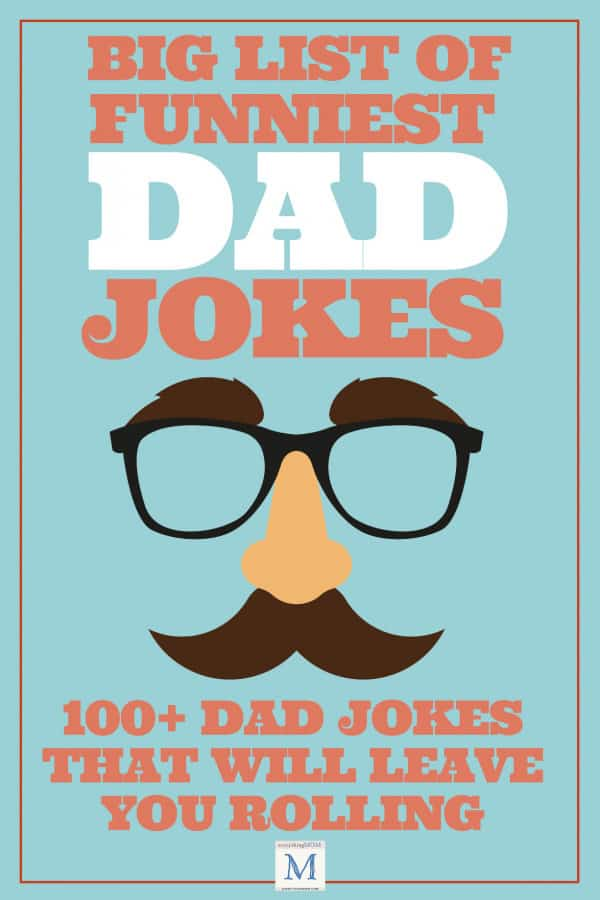 The Big List of the Funniest Dad Jokes