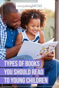 Types of Books You Should Read to Young Children
