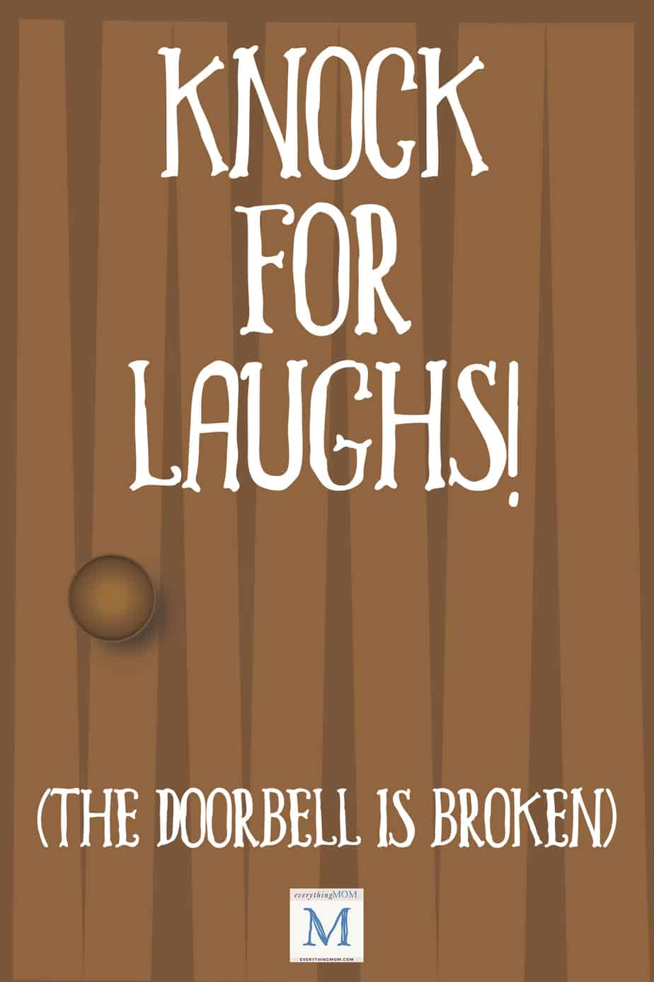 Knock for Laughs! The Doorbell is Broken