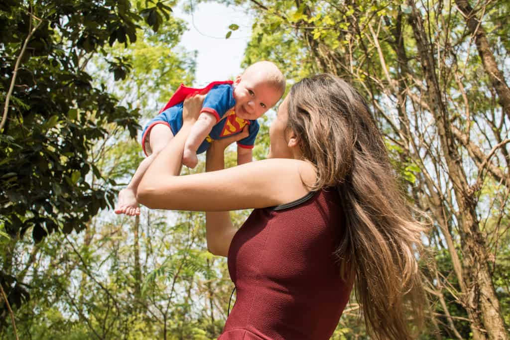10 Tips on How to Be a Good Mom