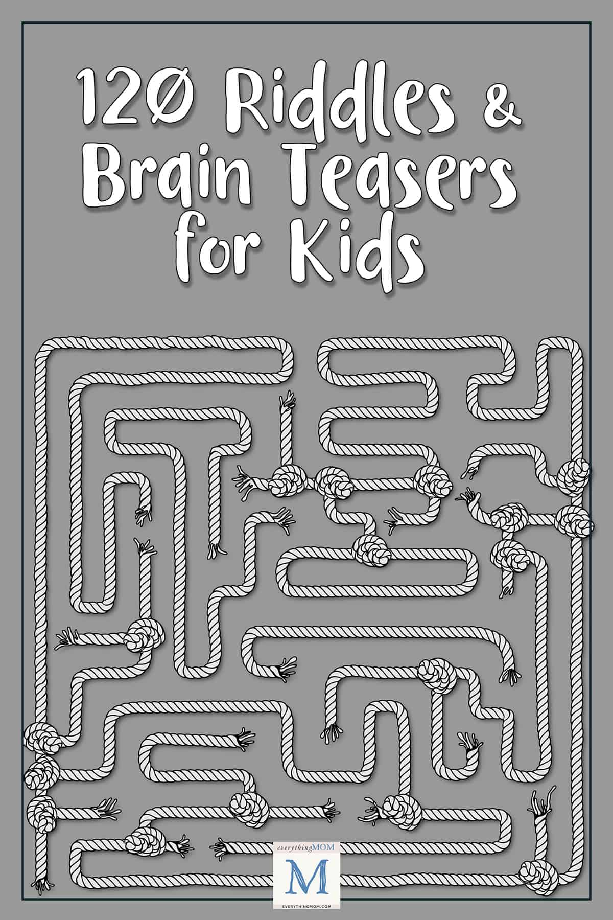 120 Riddles And Brain Teasers For Kids Top List On Web