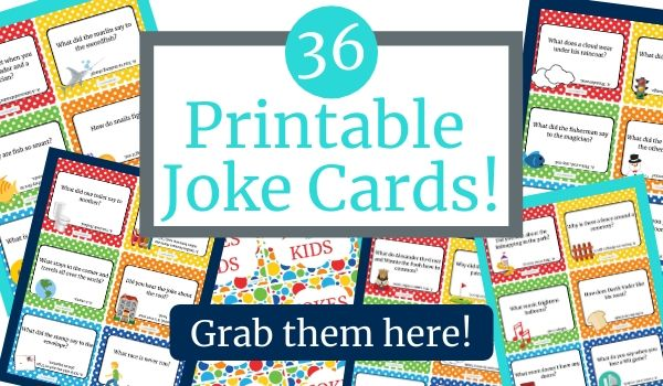 joke cards for kids