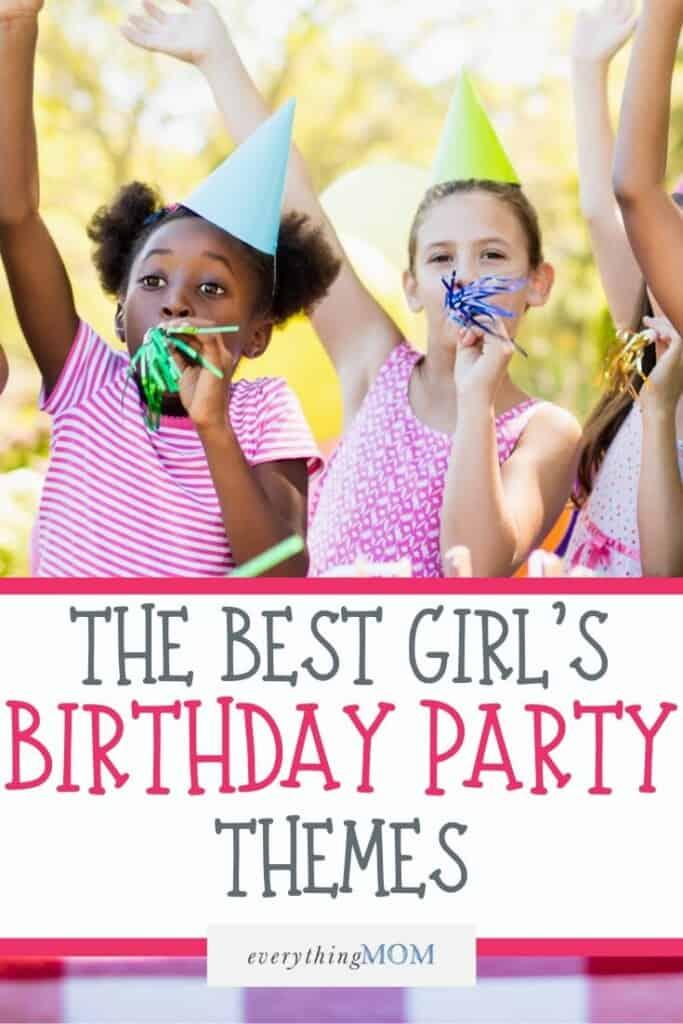 12 Fun Girls Birthday Party Ideas